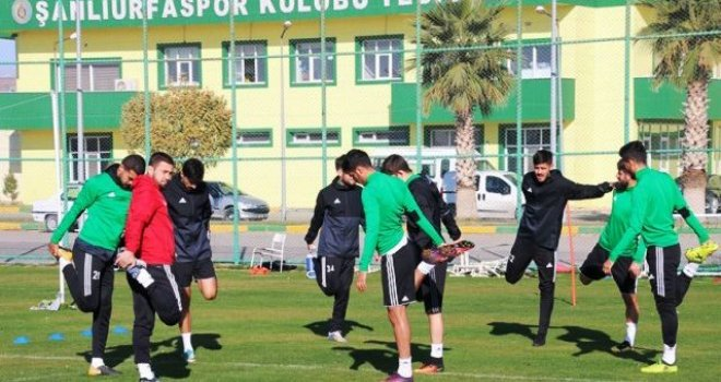 Şanlıurfaspor futbolcularına Yo-Yo testi yapıldı