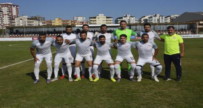 Siverek Belediye spor Fırat Üniversitesi'ni kendi evinde 3-1 yendi