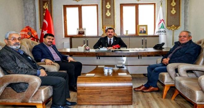 """Şanlıurfa Karaköprü'de """"Basın Müzesi"""" yapılıyor"""