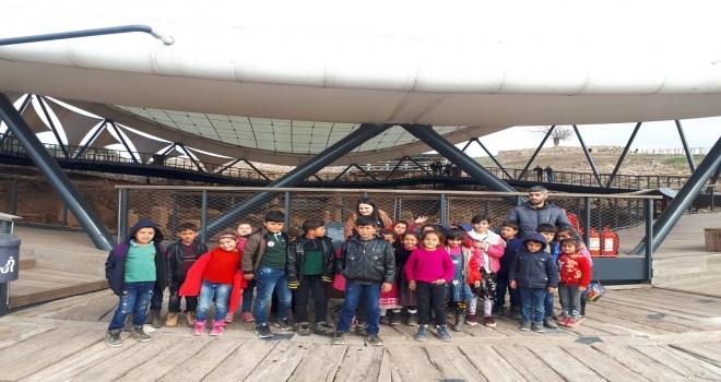 ŞURKAV ve Milli Eğitim Müdürlüğü  Dezavantajlı Bölgelerde Yaşayan Çocuklara Kültür Gezisi Düzenliyor.