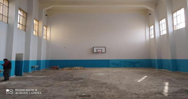 Barış Pınarı Bölgesinde Çocuklar Spora Başlıyor