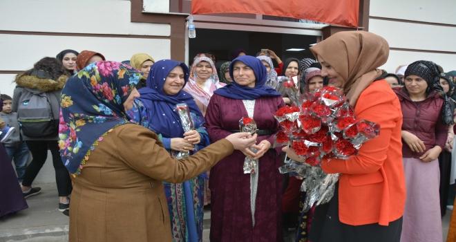 Siverek'te Kadınlar günü etkinliği düzenlendi