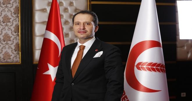 Fatih Erbakan'dan dikkat çeken '23 Nisan' mesajı
