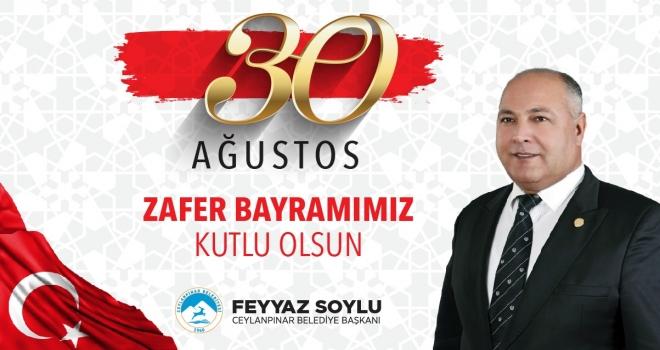 Başkan Soylu'dan 30 Ağustos Mesajı