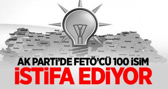 100 ISIM ISTIFA EDIYOR