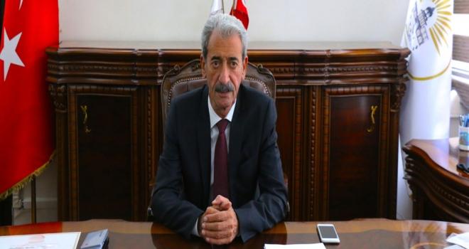 Başkan Şeyhmus Aydın'dan 3 Aralık Dünya Engelliler Günü mesajı