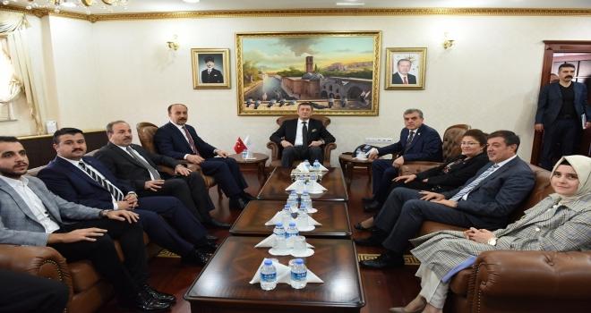 Milli Eğitim Bakanı Selçuk, Şanlıurfa'da