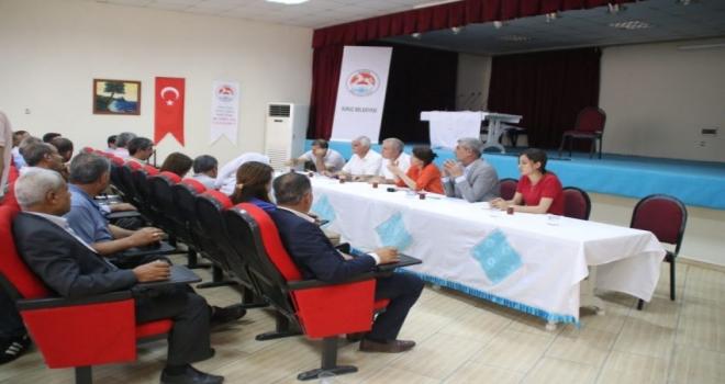 Suruç Belediyesi Haziran ayı Meclis toplantısı yapıldı