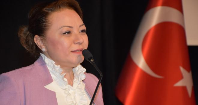 """Rektör Karabulut; """"23 Nisan 1920; Anadolu'da yeniden var olmanın tarihe kaydedildiği gündür"""""""