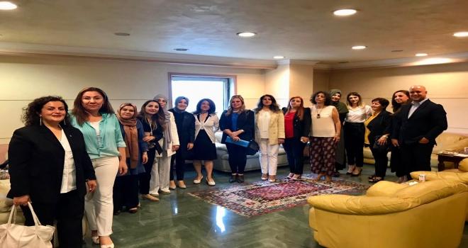 HRÜ Akademisyenleri Trabzon'dan Şanlıurfa'ya Kadın Girişimciler Etkinliğine Katıldı
