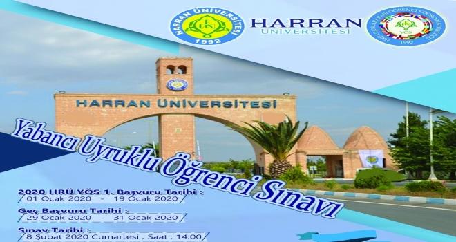 70 Üniversite HARRANYÖS Sonuçlarıyla Öğrencilerini Seçecek
