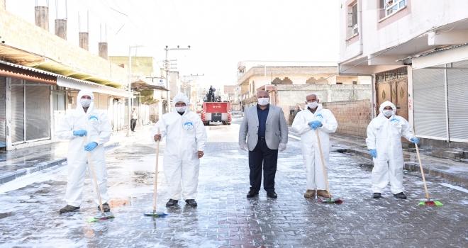 Ceylanpınar Belediye Başkanı Feyyaz Soylu Seferberlik ilan etti.