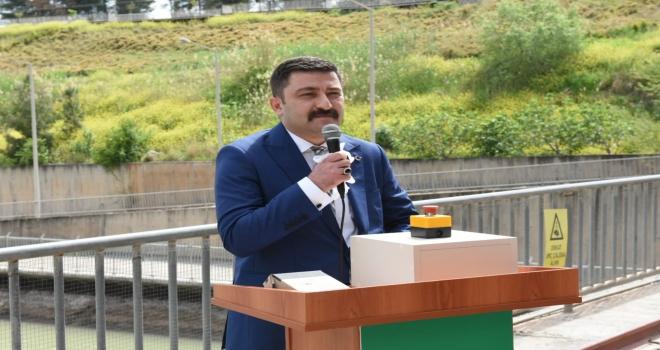 Şanlıurfa'da 2020 Yılı Sulama Sezonu Açıldı