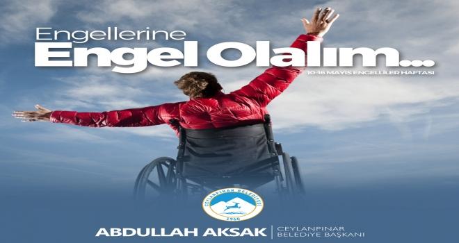 Aksak'tan Dünya Engelliler Haftası mesajı