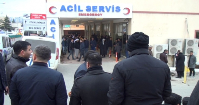 Şanlıurfa'da Silahlı Kavga: 2 Ölü, 1'i Asker 13 Yaralı