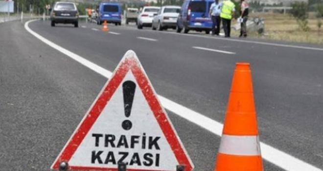 Urfalı işçiler gurbette kaza geçirdi: 10 yaralı