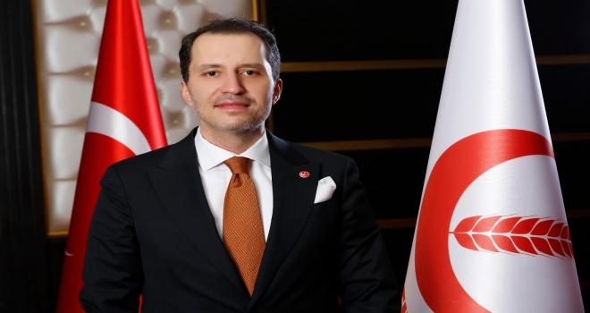 Fatih Erbakan: Esnaf ve KOBİ'lere 100'er bin TL'lik faizsiz kredi verilmelidir