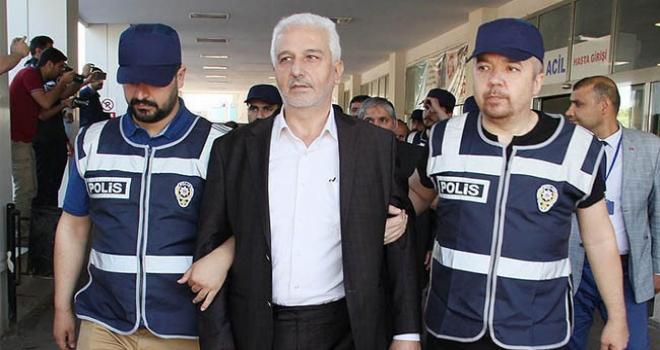 Ticaret ve Sanayi Odası eski başkanı Ertekin tahliye edildi