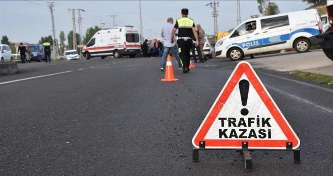 Urfa – Adıyaman karayolunda kaza: 5 yaralı