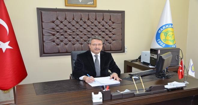 Harran Üniversitesi Rektör Yardımcılığı Görevine Prof. Dr. Seyit Ahmet Oymak Atandı
