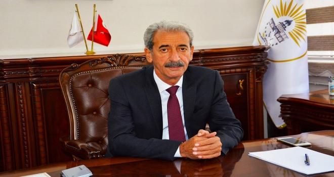 Başkan Aydın'dan yasağa uyan Siverek halkına teşekkür
