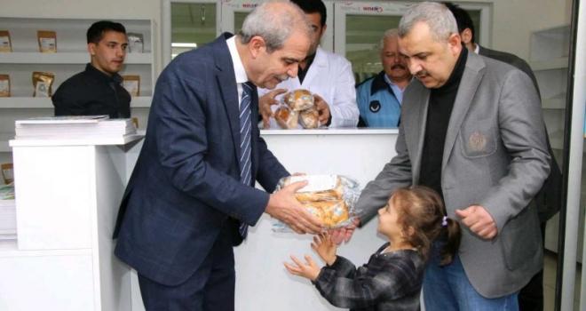 Haliliye Belediyesi'nden PKU Hastalarına Ücretsiz Ekmek