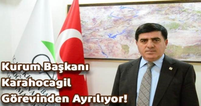 GAP İdaresi Başkanı Sadrettin Karahocagil, emekliliğini isteyerek yıllık izine ayrıldı.