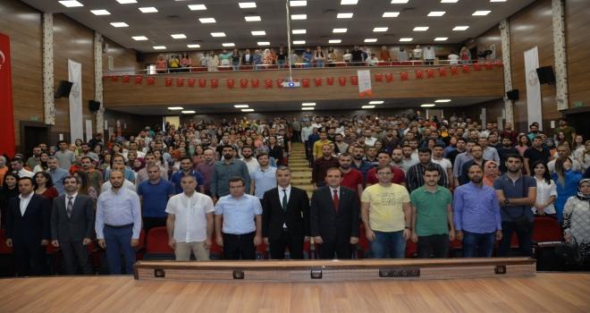 '' ŞANLIURFA'DA MUTLULUK EĞİTİMLE, EĞİTİM KALİTEYLE BULUŞUYOR''
