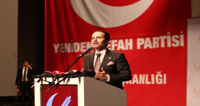 Fatih Erbakan'dan 'Erken evlilik mağdurları' çıkışı:  8 bin aile, 20 bin çocuk adalet bekliyor!