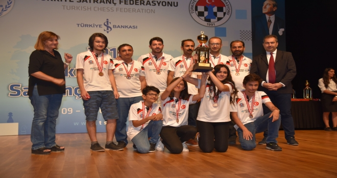 Ceylanpınar Belediyesi Satranç Kulübü Türkiye Satranç 2. Lig'de mücadele edecek
