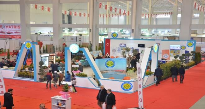 Harran Üniversitesi İlk kez Tarım Fuarında Yerini Aldı