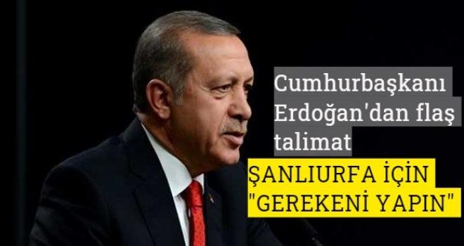Erdoğan'dan altın rezervi açıklaması! Bakan Koca'ya Şanlıurfa, kurmaylarına Ayasofya talimatı