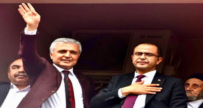 Cumhurbaşkanı Erdoğan'dan Gök'e İstanbul Görevi