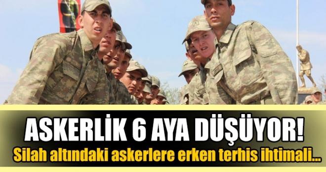 Askerlik 6 aya düşüyor... Kimler bedelli olabilecek?