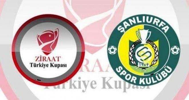 Şanlıurfaspor Kupa'da Anagold 24 Erzincanspor'u Ağırlıyor