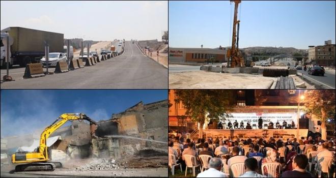 Şanlıurfa Büyükşehir'den Hizmet Atağı