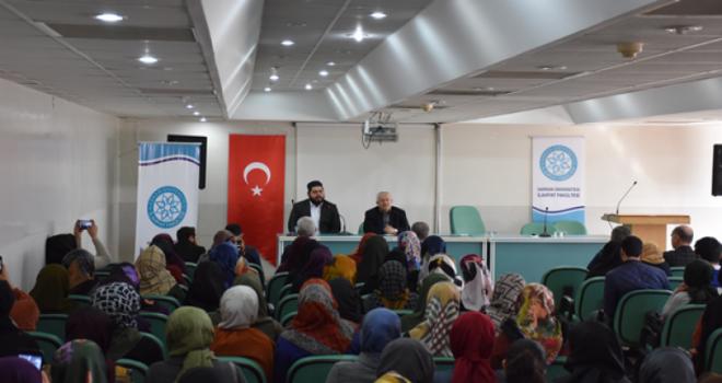 Harran Üniversitesi'nde Bahar Kalkanı Şehitlerine Hatimler Bağışlandı