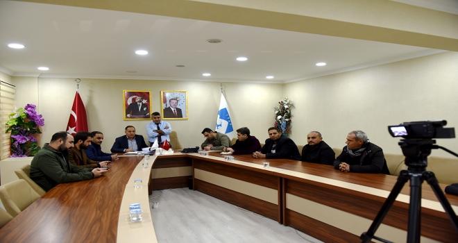 Ceylanpınar Belediyesi'nde şeffaf ihale dönemi başladı
