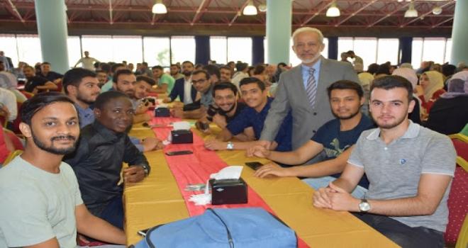 Harran Üniversitesi, Uluslararası Öğrencileriyle, Türkiye'de Bir Güç ve Cazibe Merkezi Oldu