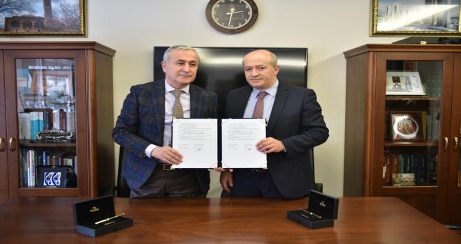 Harran Üniversitesi ile Milli Eğitim Bakanlığı Arasında Tanıtım ve İş Birliği Protokolü İmzalandı