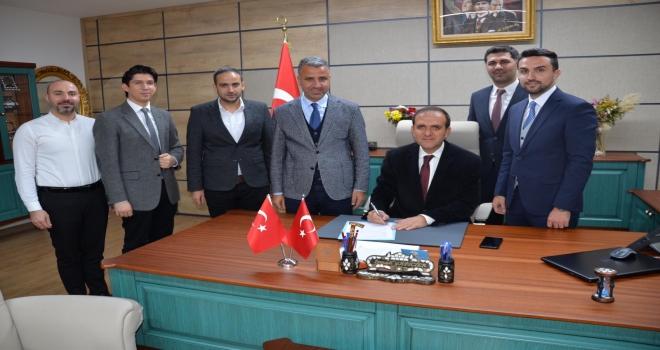 ŞURKAV ve Şanlıurfa İl Milli Eğitim Müdürlüğü Arasında Protokol İmzalandı.