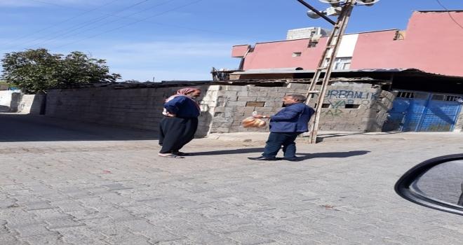 Ceylanpınar Belediyesi'nden vatandaşlara ekmek desteği