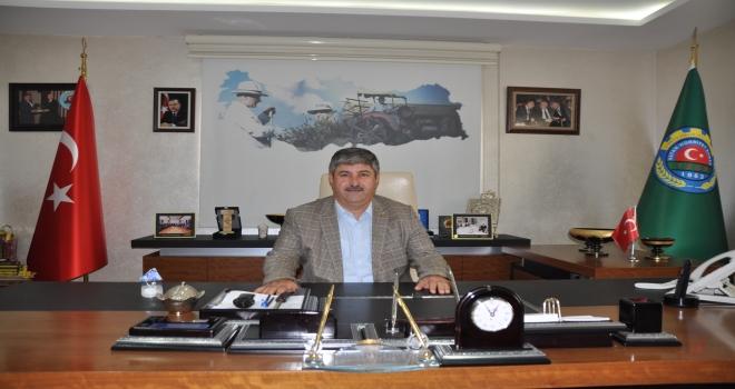 Başkanı Eyyüpoğlu'ndan anız yakmayın çağrısı