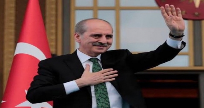 Kurtulmuş adaylar için Urfa'ya geliyor
