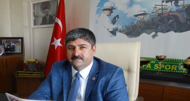 Başkan Eyyüpoğlu: Pamuk desteklemesi Ramazan öncesi ödensin