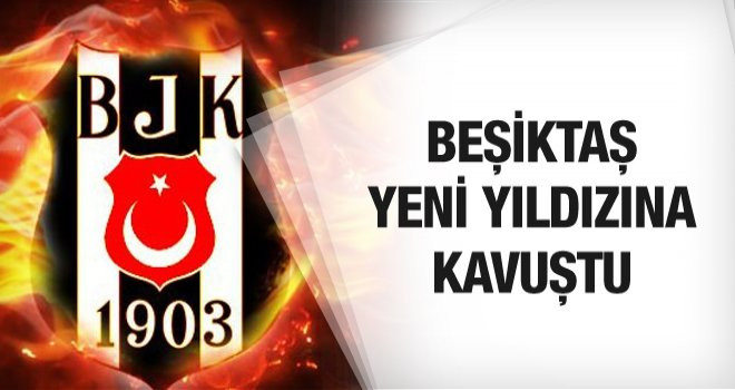 Beşiktaş'ın yeni transferi İstanbul'a geldi