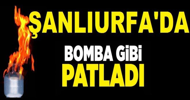 BOMBA GİBİ PATLADI