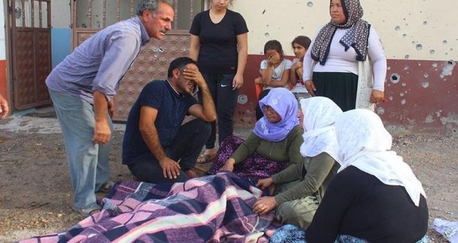 Suruç'a havan saldırısı: 2 sivil hayatını kaybetti