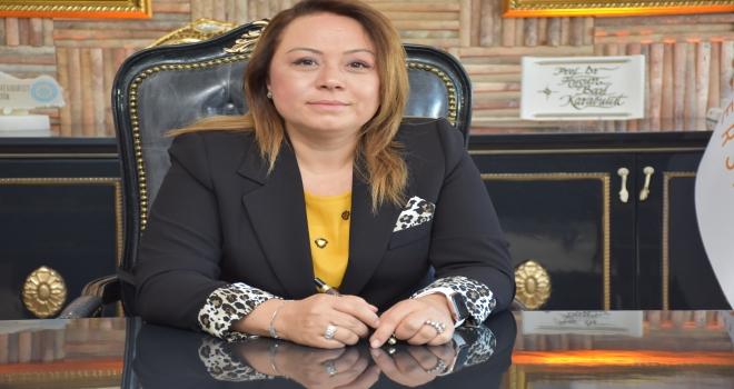Rektör Karabulut'tan 30 Ağustos Zafer Bayramı Mesajı