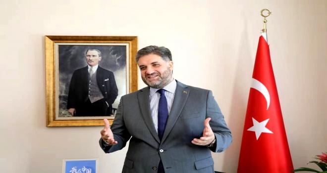 """""""Türkiye'yi öğretmenlerin gayretleriyle inşa ve ihya etmeye gayret ediyoruz"""""""